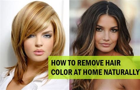 remove dye from hair picture 18