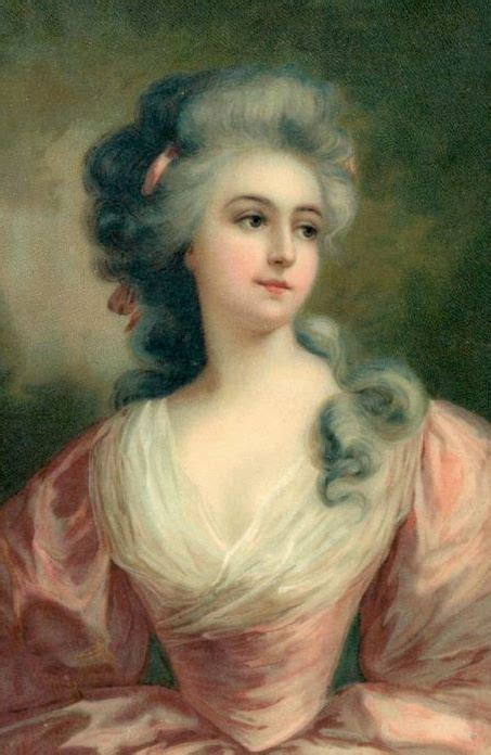 english hair 1700s picture 2