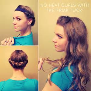 curly hair without curlers picture 15