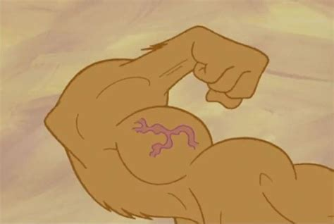sandy cheeks muscle growth whelk attack picture 4