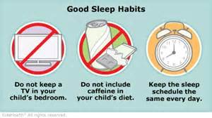 sleep habit picture 17