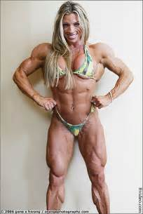 female bodybuilders who wrestle picture 1