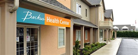 backus health center picture 10