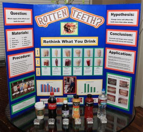 conclusion teeth liquids science fair picture 6
