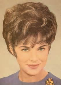 1960's beehive hair picture 3