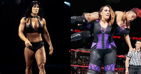 women muscles bodybuilders and wrestlers their shows of picture 2
