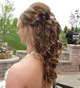 half up half down hair do's for prom picture 7