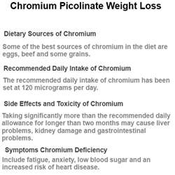 chromium piconlate and weight loss picture 6