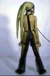 jabba green skin dancer picture 6
