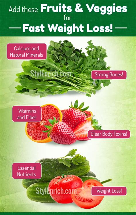 fruit and vegetable weight loss diet picture 5