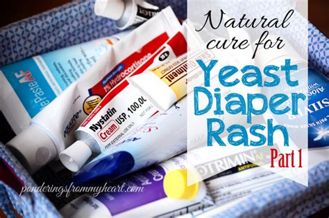 yeast infection treat itching diaper rash cream picture 1