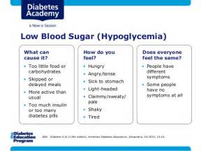 cases of low sugar for a diabetics what to do picture 1