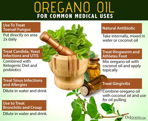 how to use oregano oil for hvp throat picture 1