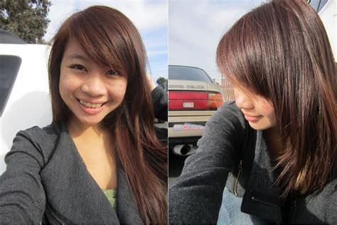 Asian hair, revlon colorsilk picture 2
