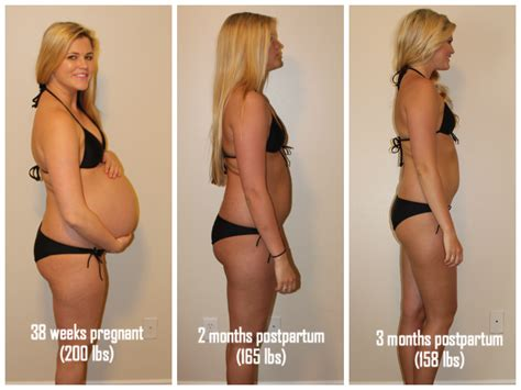 weight loss 9 months postpartum picture 1