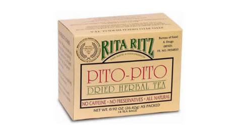 pito pito herbal tea side effect picture 2