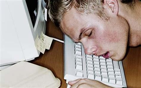 excuses people use when they fall asleep at work picture 5