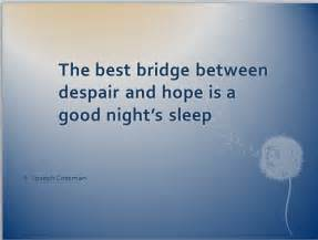 famous quotes about sleep picture 14