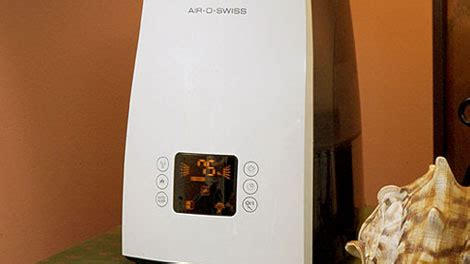 air o swiss 7133 warm mist anti microbial humidifier picture 3