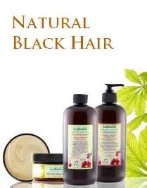 black hair solution picture 1