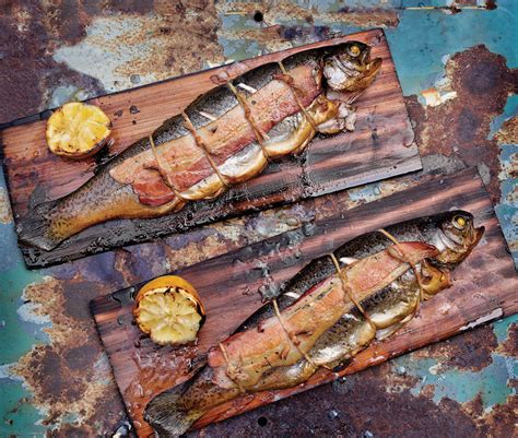 how to smoke trout picture 10