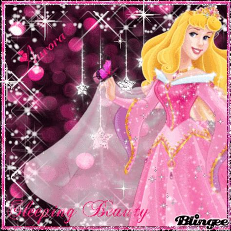 free myspace glitter graphics sleeping beauty picture 13
