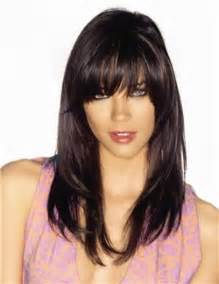 bangs hairstyles on long hair picture 5