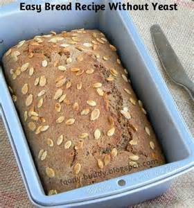 how to bake bread without yeast picture 1
