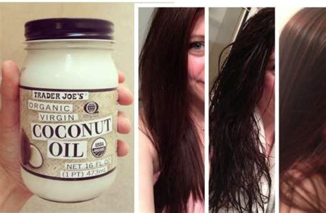 coconut oil pubic hair picture 14