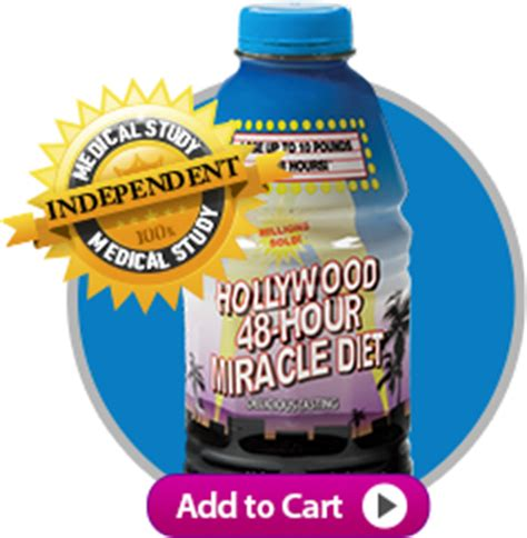 ingredients in the hollywood diet drink picture 6