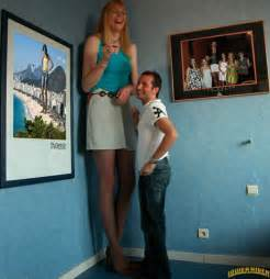 giantess big tall woman vs small man picture 9