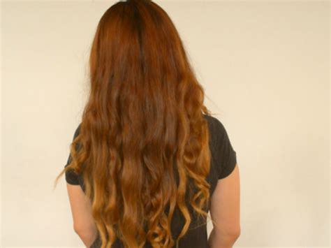 curling hair with rags picture 2