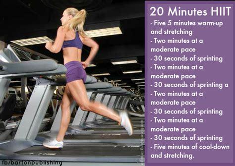 Fat burning treadmill exercises picture 3