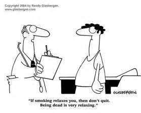 quit cigarettes smoking cartoons picture 1