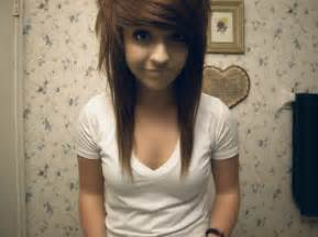 brown hair girl picture 5