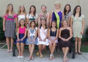 junior miss pageant enature picture 1
