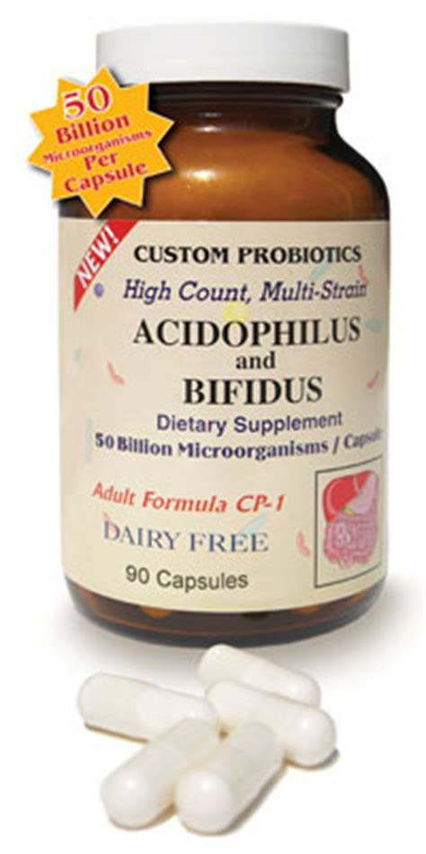 custom probiotics picture 1