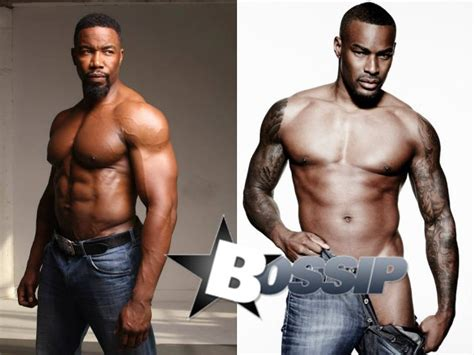 who is the black male stripper with a picture 13