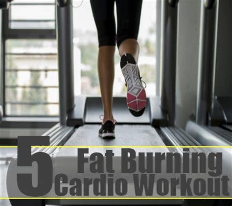Fat burning cardio picture 1