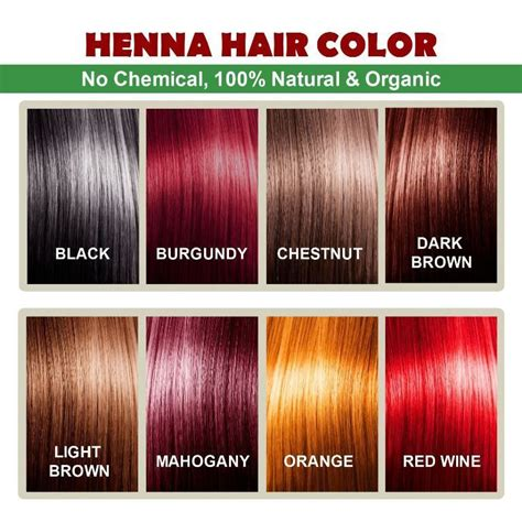 chemical free hair dye picture 2