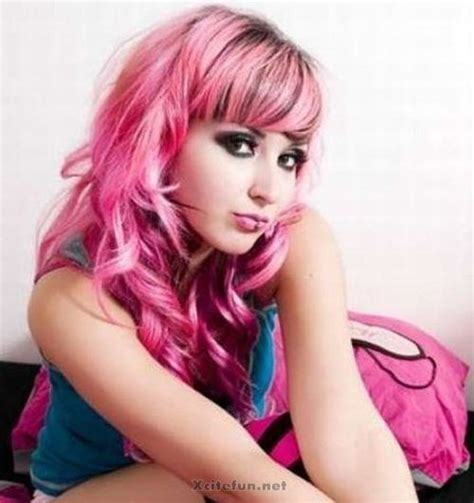 crazy colored hair pictures picture 17