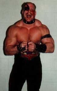 mike radcliff - bodybuilder / wrestler tag team picture 10