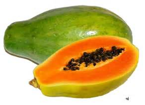 green papaya picture 13