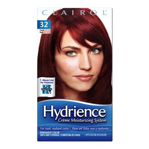 Clairol hydrience 3RR ruby twilight uk picture 7