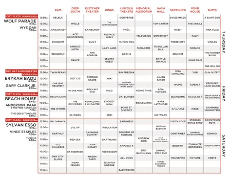 schedule picture 7