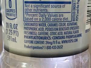 diet coke ingredients picture 3