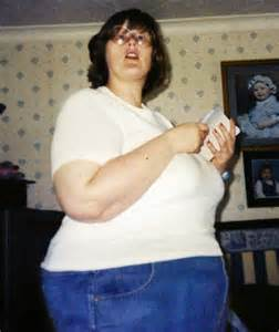 huge fat obese barely walk picture 1