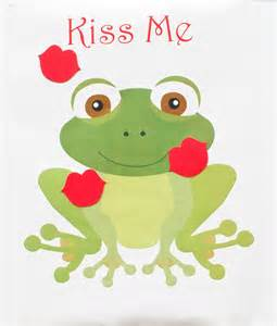 pin the lips on the frog picture 15