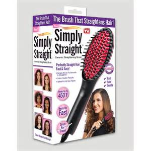 as seen on t.v. hair straightener picture 2