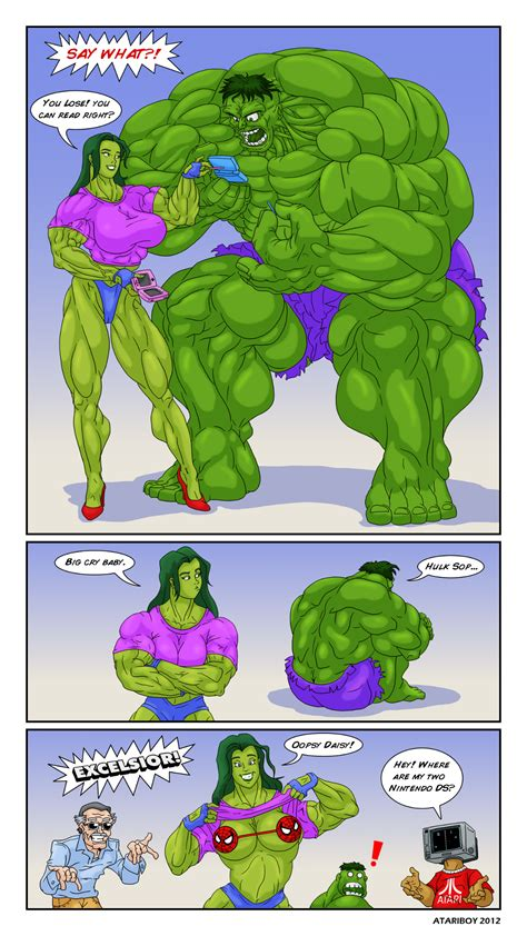 she-hulk muscle growth picture 5